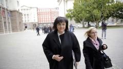 Корнелия Нинова обвини управляващите, че провалили КСНС
