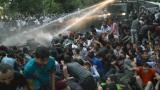 Хиляди на пореден протест срещу цената на тока в Армения