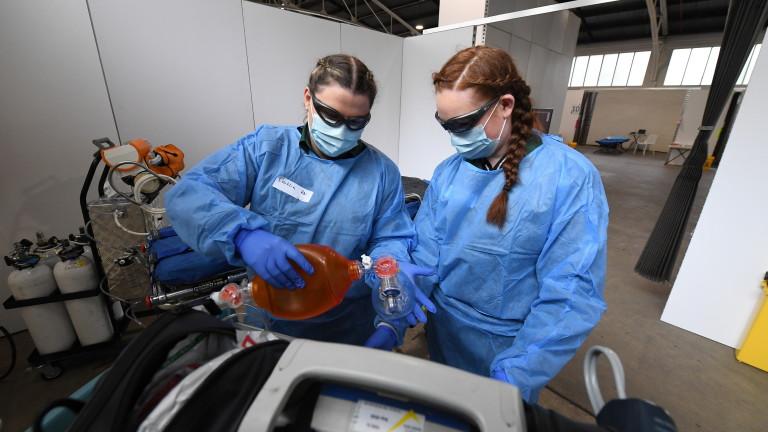 COVID-19: Шест седмици блокада на Мелбърн след огромен ръст на заразените