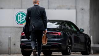 Германският футболен съюз също обърна гръб на идеята на ФИФА за Световно на всеки две години