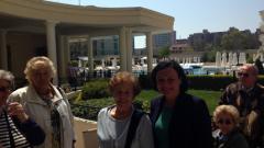 Австрийски пенсионери хвалят ГЕРБ за шосета по морето