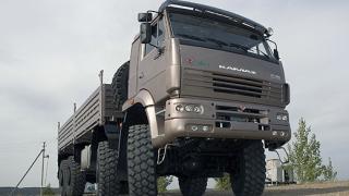Руските крадци нападнаха бетонобъркачки и Камази