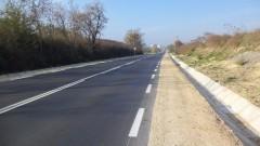 """Движението при 11 км на АМ """"Тракия""""  е в една лента"""