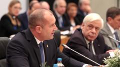 Радев призова Европа да се фокусира върху сигурността на границите