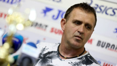Бруно Акрапович: Локо (Пд) е малко по-далеч от ЦСКА и Лудогорец