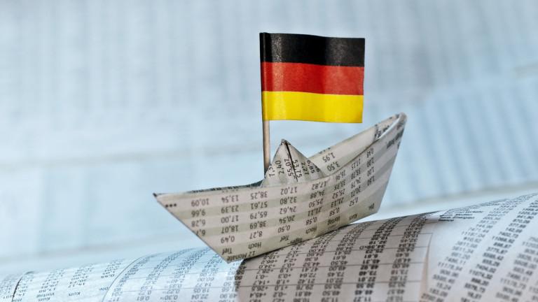 Германия рязко понижи прогнозите за икономическия си растеж