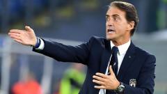 Роберто Манчини повика двама дебютанти в състава на Италия
