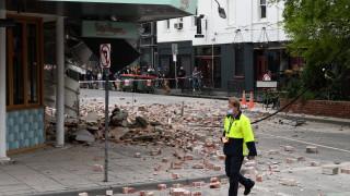 Земетресение от 5,8 разтърси югоизточна Австралия и Мелбърн