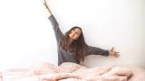 Одеялото, което се бори с безсънието