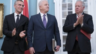 Черна гора официално е 29-ият член на НАТО