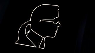 Как звездите се сбогуваха с Карл Лагерфелд