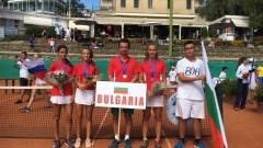 Девойките на България станаха европейски вицешампионки