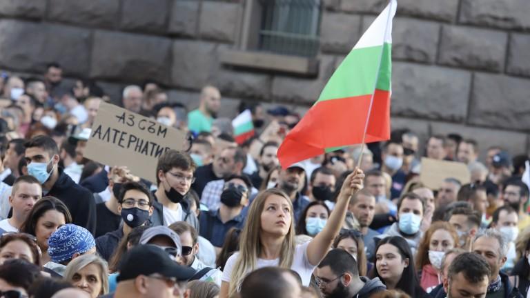За шести пореден ден се провеждат протести в София и
