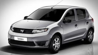 Dacia Sandero вече няма да се произвежда в Румъния