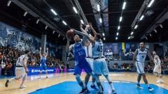 Левски Лукойл няма спирка във ФИБА Къп