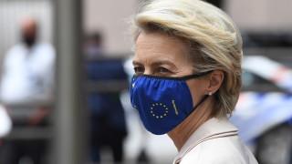 Лайeн: ЕС никога, никога няма да приеме сделка за Кипър с две държави