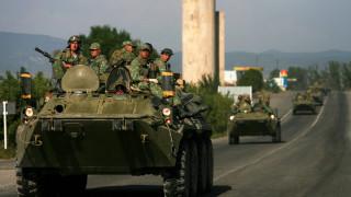Грузия обвини Русия във военни престъпления по време на конфликта през 2008 г.