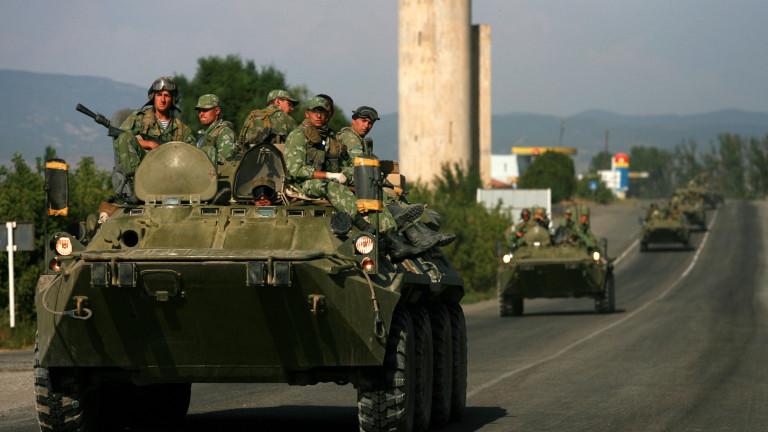 Грузия обвини Русия във военни престъпления и нарушаване на човешките