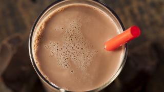 Шоколадовото мляко и спорта