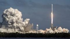 SpaceX изпрати на МКС изкуствен интелект, кафе и мишки