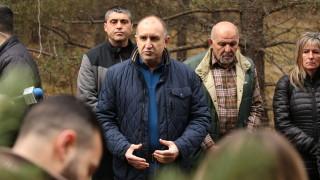 Дълбок пробив в националната сигурност, установил Радев
