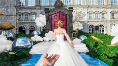 Манията #СледвайМЕ се завърна с уникални сватбени снимки (СНИМКИ)