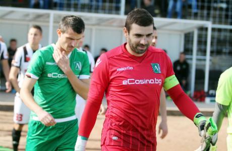 Владо Стоянов си намери нов отбор