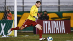 """Бразилският вратар на ЦСКА потегли към """"Армията"""""""
