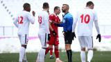 Пратиха наказания Ивайло Стоянов в Трета лига
