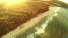 Заснеха с дрон девствения плаж на Иракли! Невероятно е!
