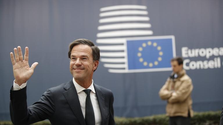 Холандският премиер не е оптимист за споразумение за партньорство с Украйна