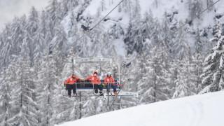 Новите съюзници на Драги недоволни от решението за ски курортите в Италия
