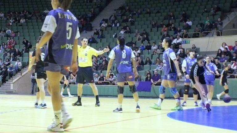 Бъки и Шумен ще определят шампиона на България по хандбал при дамите