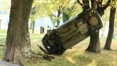 Водач изостави колата си в Стара Загора след инцидент