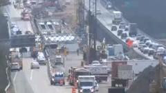 Повече от 50 ранени при верижна катастрофа с 69 автомобила в САЩ