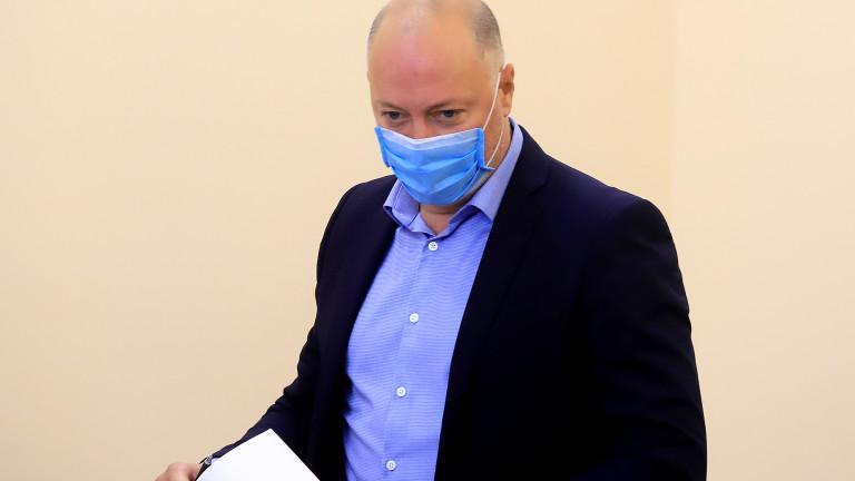 За критика в Националния план за възстановяване и развитие, призова Росен Желязков