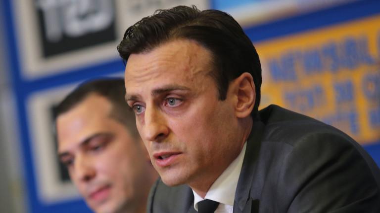 Още един отбор обяви подкрепата си към Димитър Бербатов
