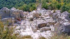 Голям некропол от 14 век открит на Перперикон