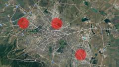 Само в 3 зони в София издигат небостъргачи