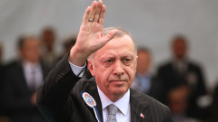 Ердоган е на изненадващо посещение при президента на Тунис