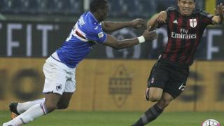 Бака пак носи Милан на гърба си (ВИДЕО)