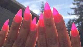 Желирани нокти