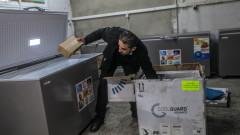 Газа получи първите ваксини срещу COVID-19