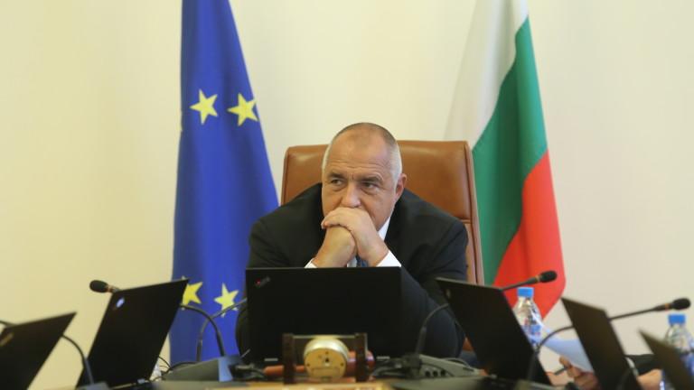 Борисов освободи заместника на Порожанов