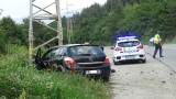 Двама пострадаха при катастрофа в Силистренско