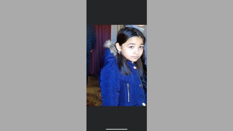 Полицията в Перник издирва 12-годишно момиче