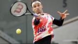 Григор Димитров е на полуфинал в Антверпен без игра
