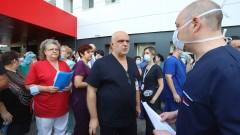 Шефът на COVID отделението в Пирогов: Кацаров лъже, продаде ме за политически дивиденти