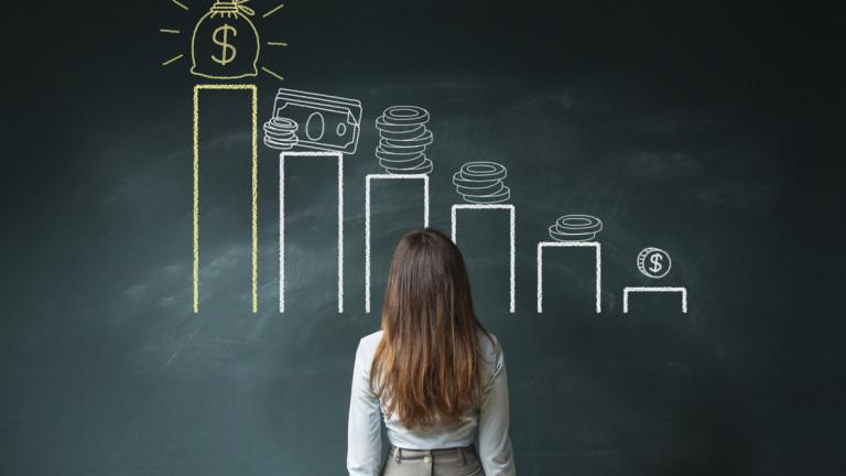 Делът на потребителите с просрочени кредити в България се свива с над 10%