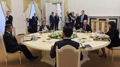 Саркози: Студената война приключи, Русия трябва да участва в щита на НАТО